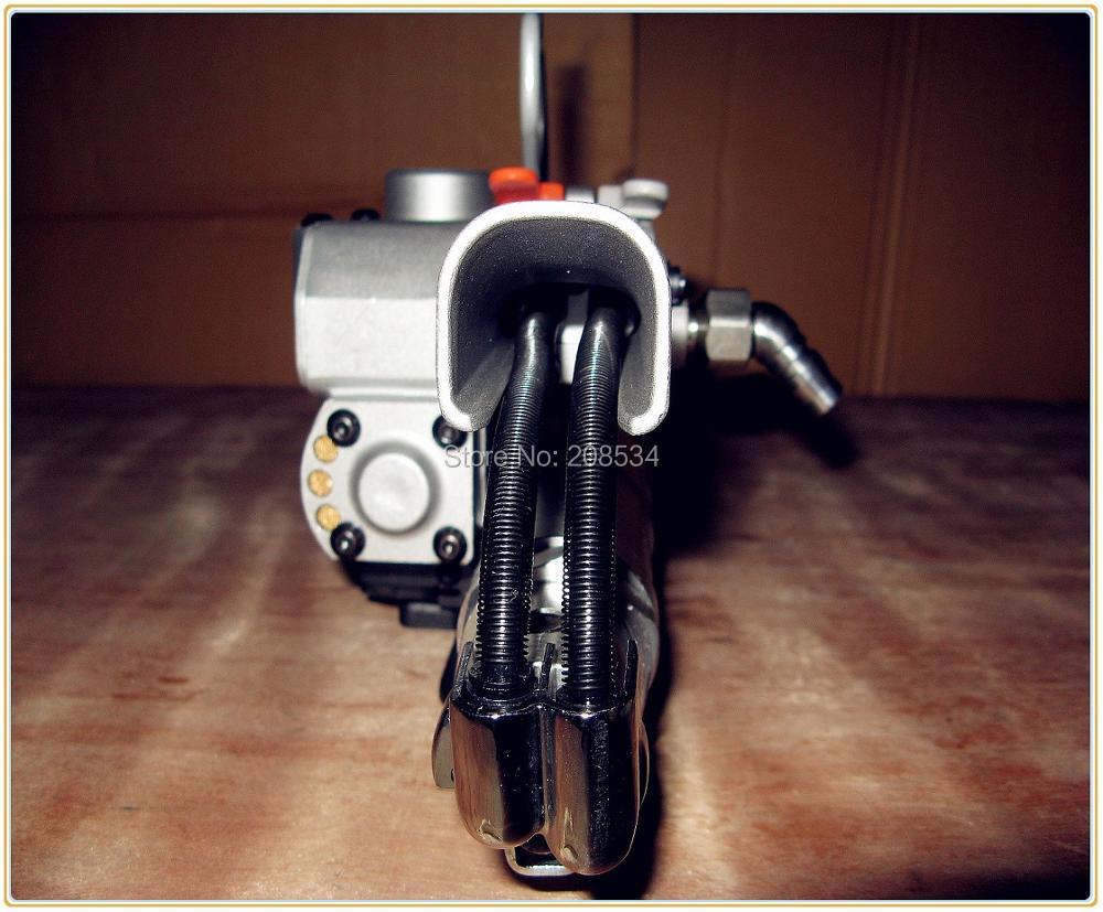 Pneumatyczne narzędzie do ręcznego spinania taśm o dużym - Elektronarzędzia - Zdjęcie 3