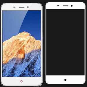 Image 3 - 2PCS 3D  Tempered Glass For ZTE Nubia N1 Full screen Cover Explosion proof Screen Protector Film For NX541J 5.5 inch
