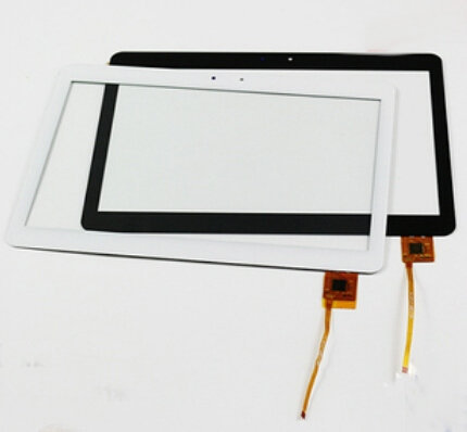 Black/White New 10.1 inch Tablet QYS 04-1011-0245A FPC Touch screen digitizer glass touch panel sensor Free Shipping 10 6 inch for dxp2 0853 106b fpc tablet touch screen touch panel digitizer glass sensor replacement free shipping