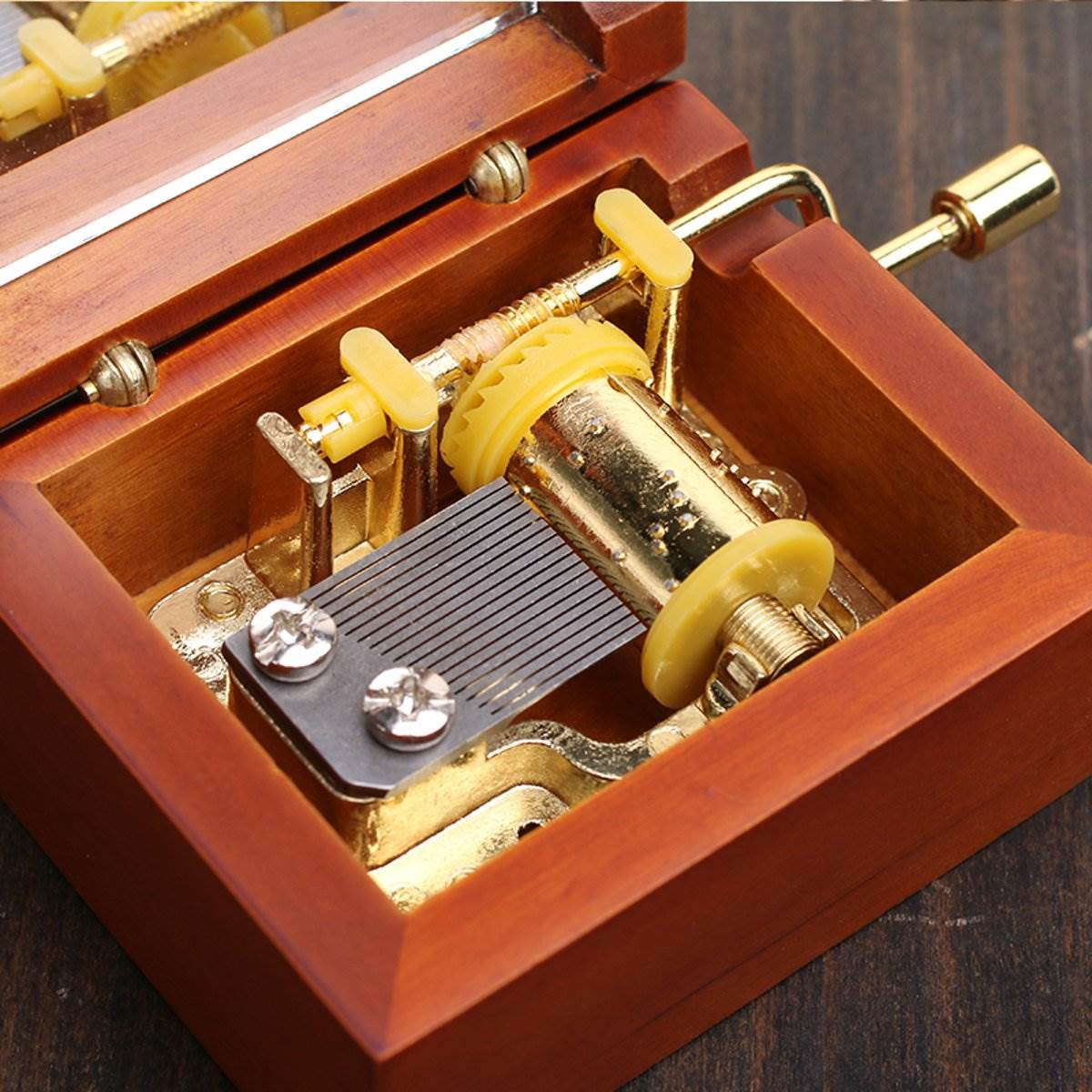 aliexpress : buy music box vintage toys lockwork home