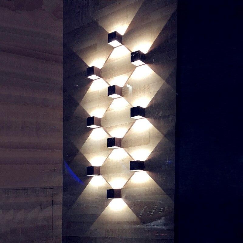 Qlteg impermeável ao ar livre ip65 lâmpada
