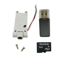 DFD F181 F183 H8C H12C four-axis aircraft parts remote control aircraft 30W pixel camera white