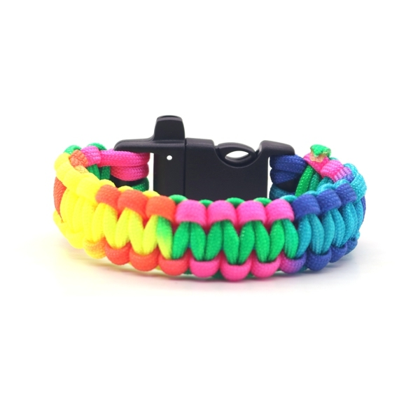 LGBT Rainbow Paracord...