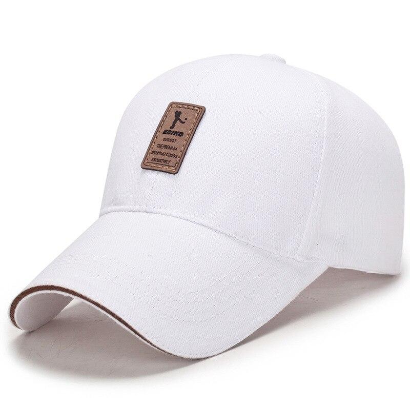 cd43ec085ae93 FAVOCENT gorra de béisbol ajustable de los hombres casuales de ocio  sombreros moda Color sólido del Snapback de Otoño de verano sombrero las  mujeres Caps 11 ...