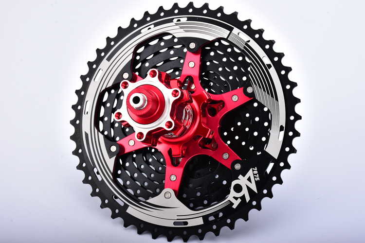 SunRace 10 Speed CSMX3 11-46 t bike freewheel cassette wide ratio mtb bicycle cassette