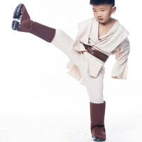 Halloween Fashion Hot Kids Halloween Costumes For Girls Star Wars Cosplay Sets New Movie Character Suits