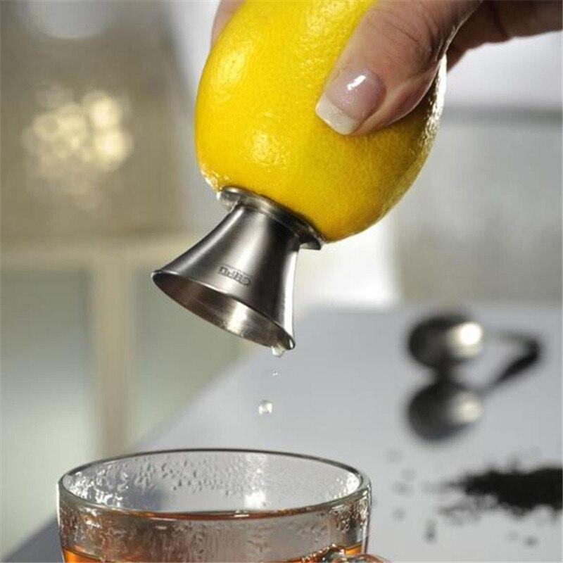 Classical Kitchen Accessories Gadgets Lemon Squeezer Pourer Screw Limes Oranges Drizzle Fresh Citrus Juice Ma885867