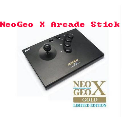 NEOGEO X Arcade Stick, USB Arcade Stick for NEOGEOX or PC