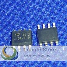 10 PCS AO4612L AO4612 4612 SOIC-8 SOP-8 Complementar Enhancement Modo de Efeito de Campo Transistor N/P-CH 60 V 4.5A/3.2A