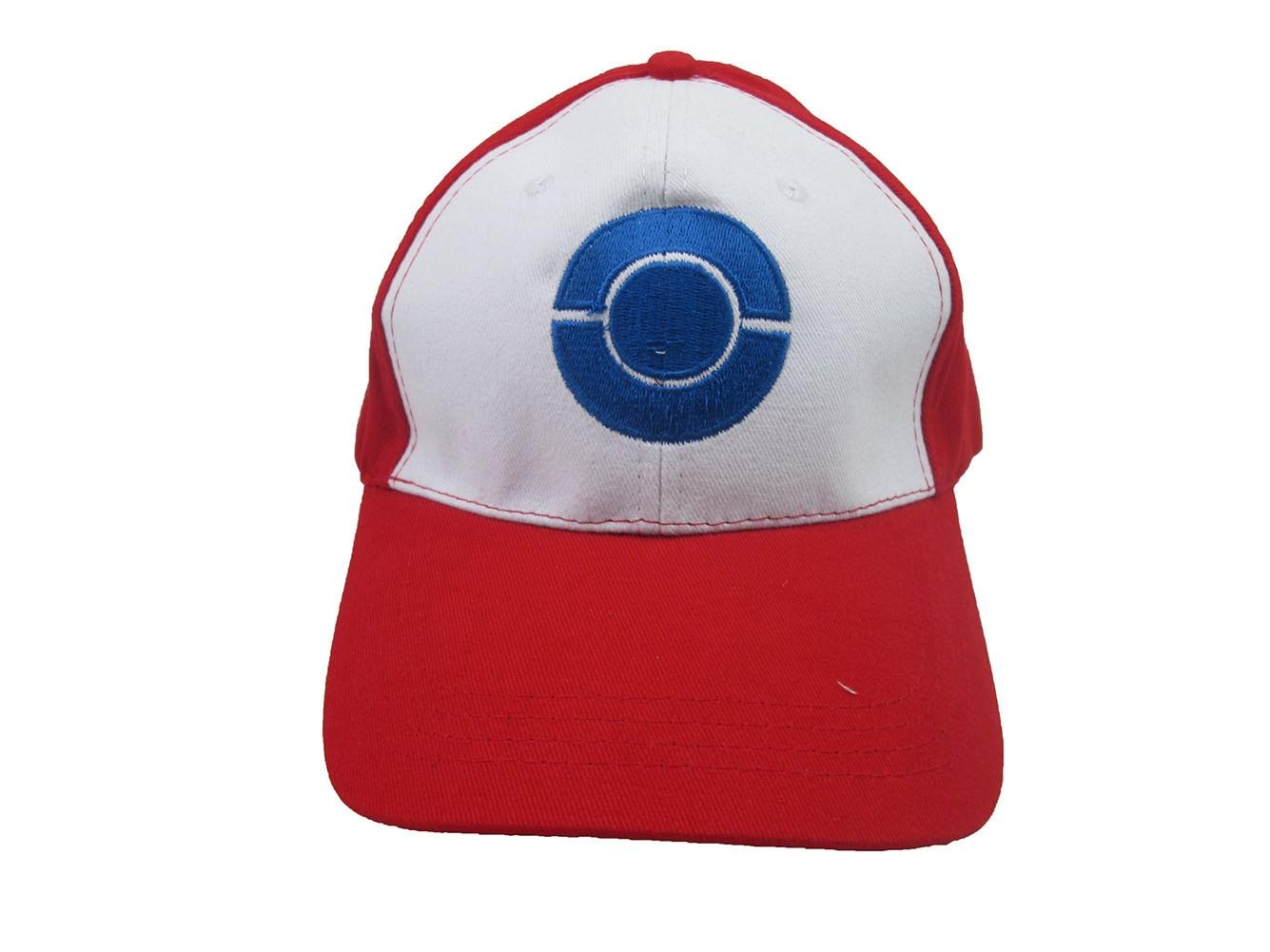Brdwn Pocket Cosplay Ash Ketchum Hat Peaked mesh Baseball - Կարնավալային հագուստները - Լուսանկար 3