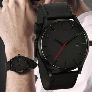 2019 Men Quartz Watch Relogio