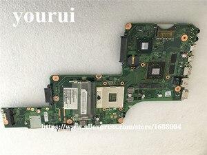 Image 1 - Материнская плата для ноутбука Toshiba Satellite S855 C855 L855 HM76 DDR3 HD7670M V000275020 DK10FG 6050A2491301 MB A02
