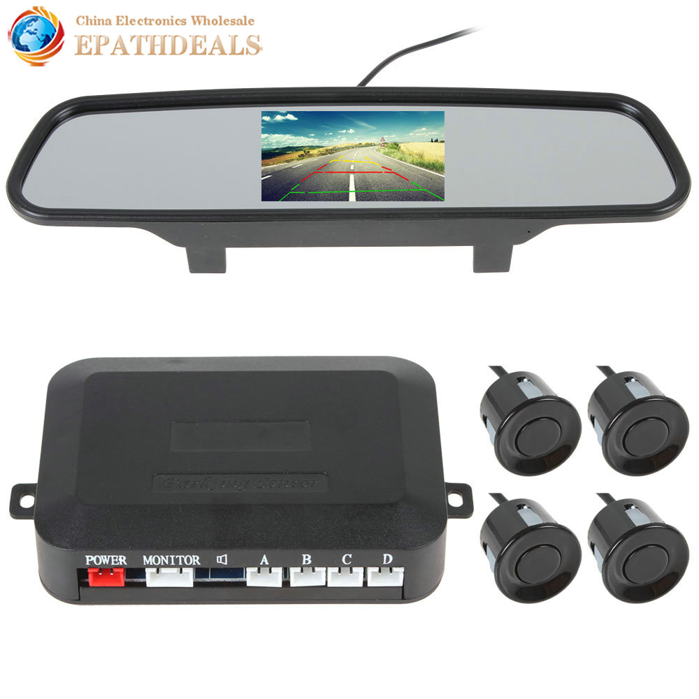 Car Led Display  Parking Sensor