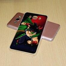 Dragon Ball Hard Clear Phone Case for Samsung