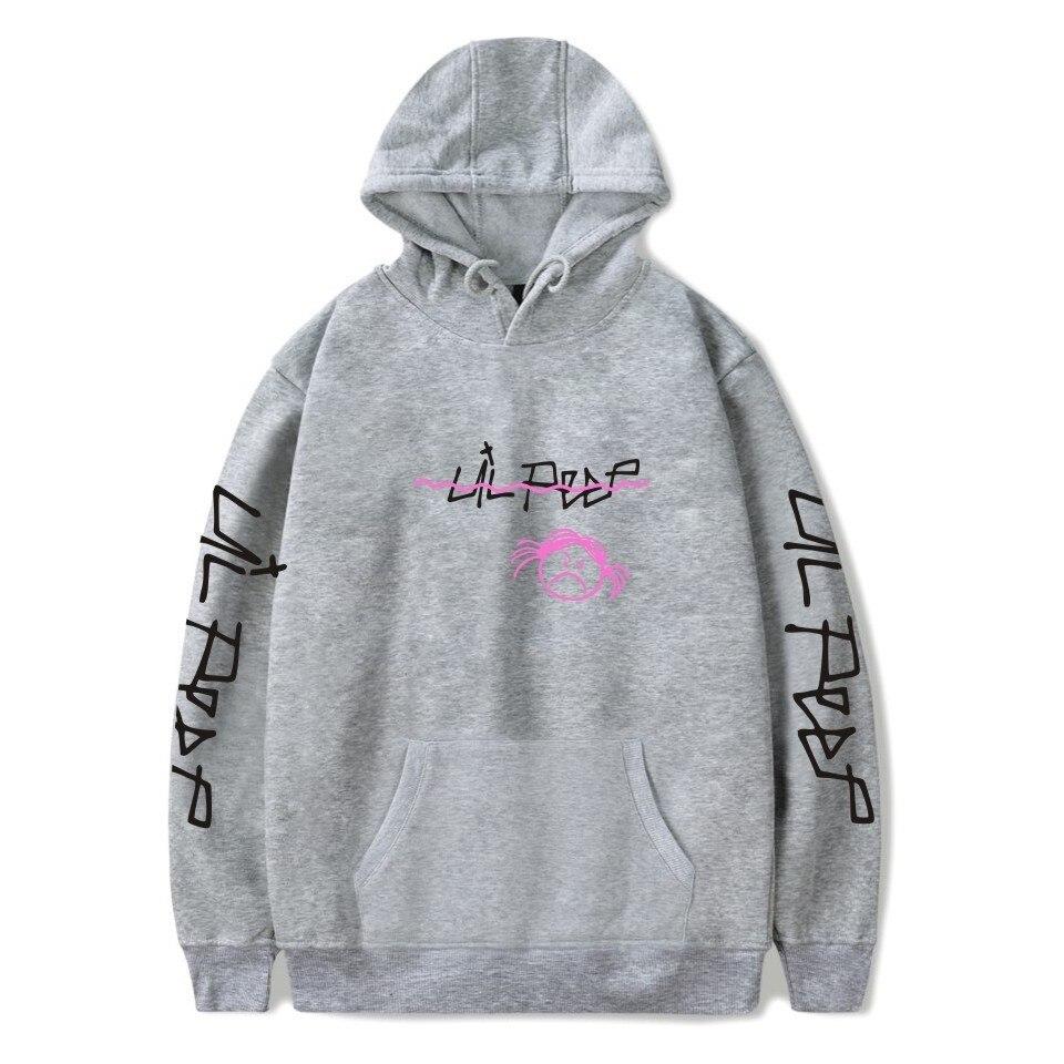 e728f7ce70 2018 nuevo diseño moda marca Hip Hop hombres Hoodies casual hombres con  capucha divertida impresión sudaderas
