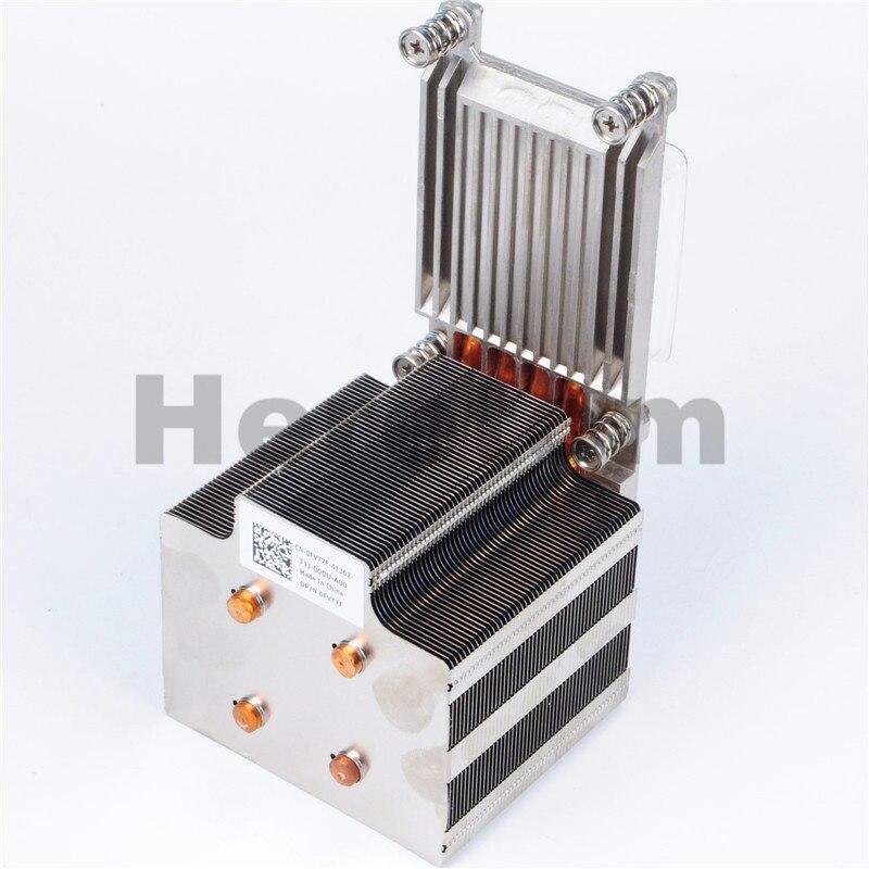 Экспресс Бесплатная доставка 10 шт. новые оригинальные Процессор/сервер радиатор FVT7F для Dell PowerEdge R920 R930