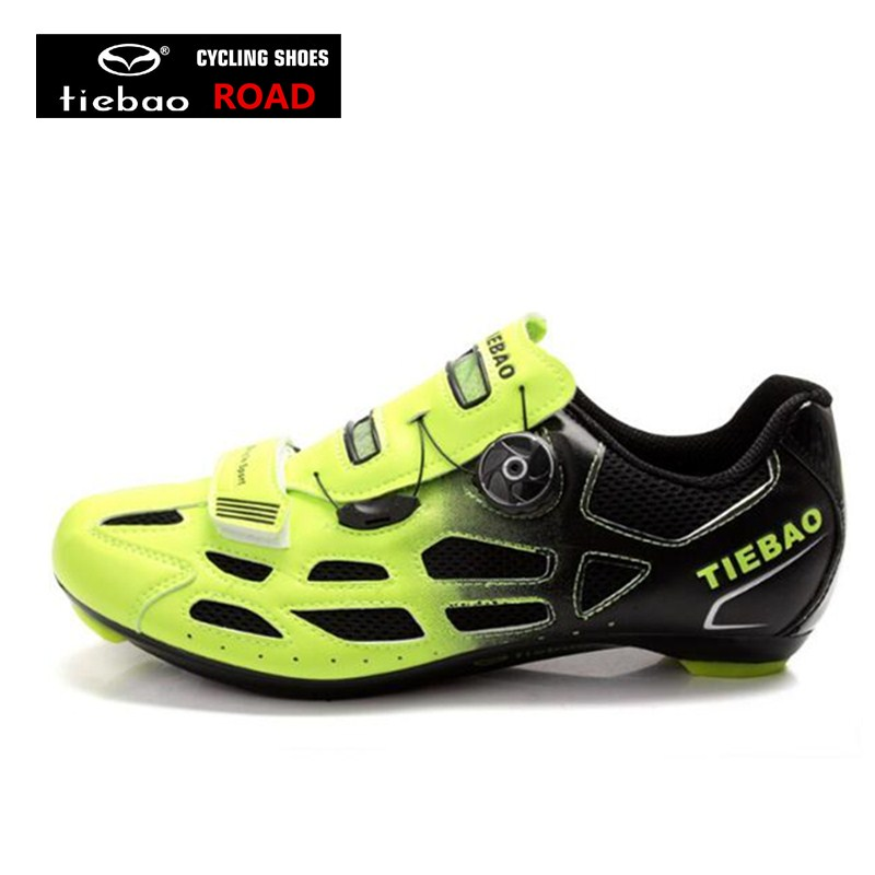TIEBAO zapatillas ciclismo cycling shoes road superstar sneakers men and women bicicleta bisiklet original athletic bike  shoes 2017brand sport mesh men running shoes athletic sneakers air breath increased within zapatillas deportivas trainers couple shoes