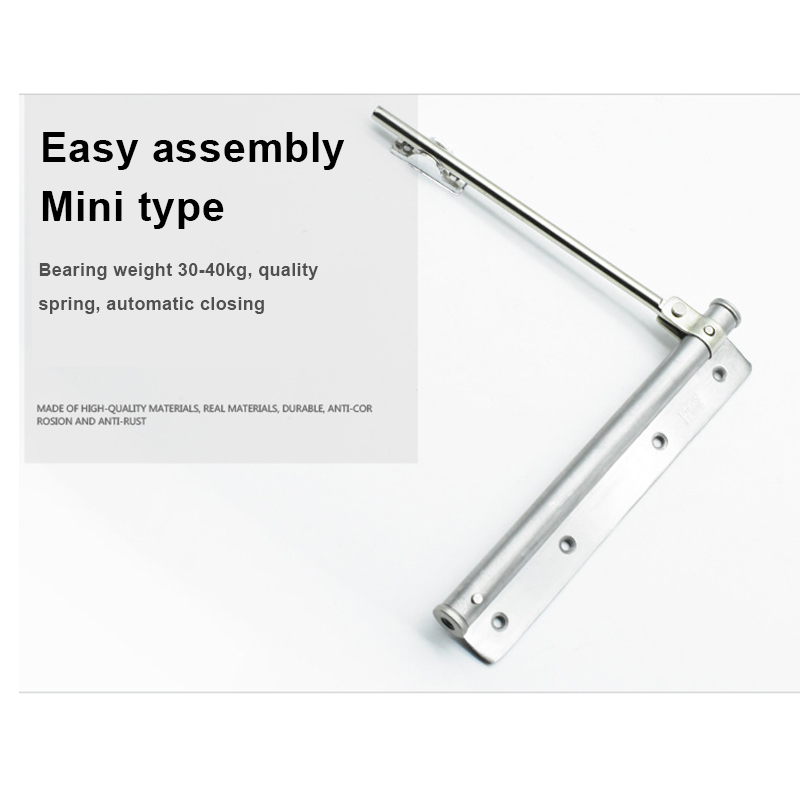 Automatic Door Closer Stainless Steel Spring Buffer Durable For Home Office Store 4x20cm TB SaleAutomatic Door Closer Stainless Steel Spring Buffer Durable For Home Office Store 4x20cm TB Sale