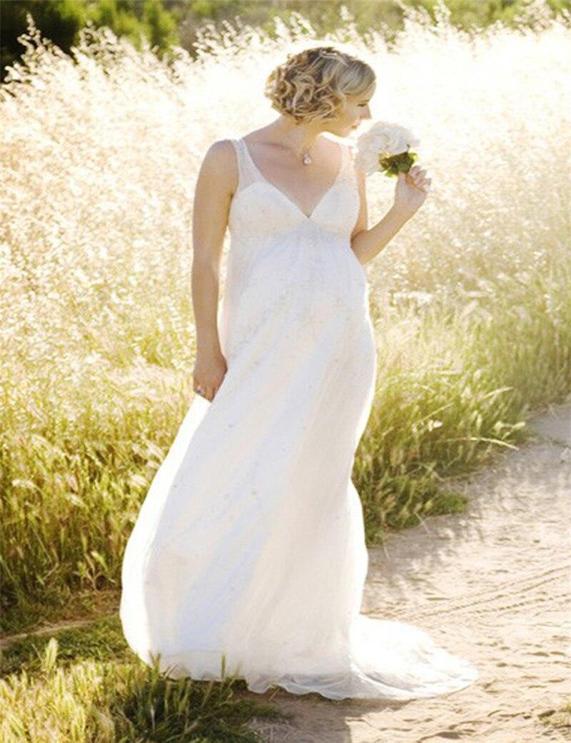 Bridal Dresses For Pregnant Women 68
