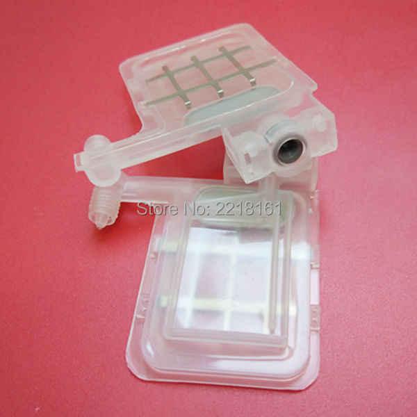 Harga terbaik grosir 10 pcs Untuk kepala Epson DX5 Allwin printer Mutoh tinta peredam transparan untuk Lecai besar dumper 4*3mm