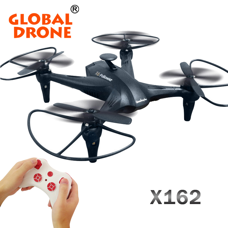 Global font b Drone b font X162 Remote Control Quadcopter 2 4GHz 6 axis 3D Rolling