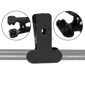 Image 5 - Photography Heavy Duty Muslin Strong Clamps Use for Background Stand Fixed Backdrop Cloth,8Pcs Clips Pack