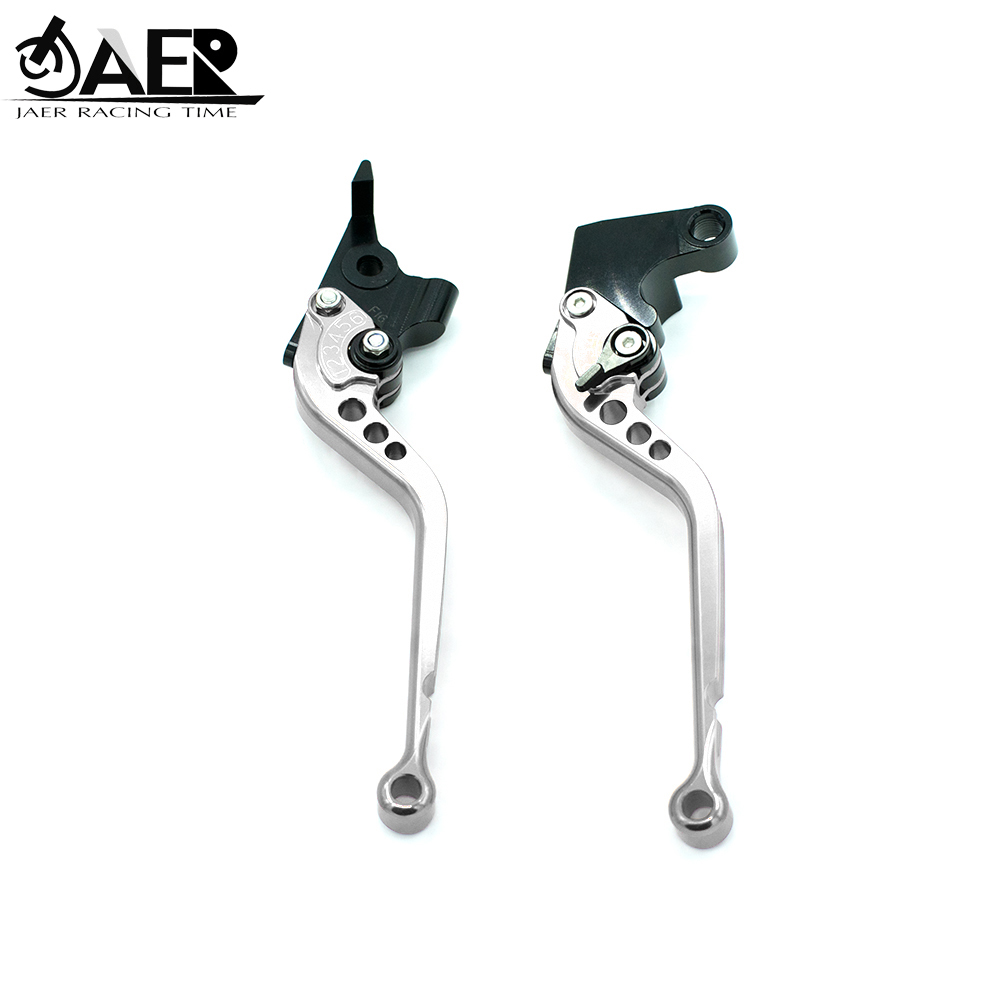 Image 2 - JEAR CNC Motorcycle Adjustable Brake Clutch Levers for Suzuki HAYABUSA GSXR1300 GSX650F GSX1250 F/SA/ABS GSF1250 GSF1200 BANDIT-in Levers, Ropes & Cables from Automobiles & Motorcycles