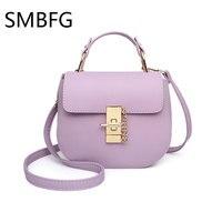 1 Pcs Women Leather Small Flap Handbag For Lady Fashion Brand Design Crossbody Bags Popular Hot