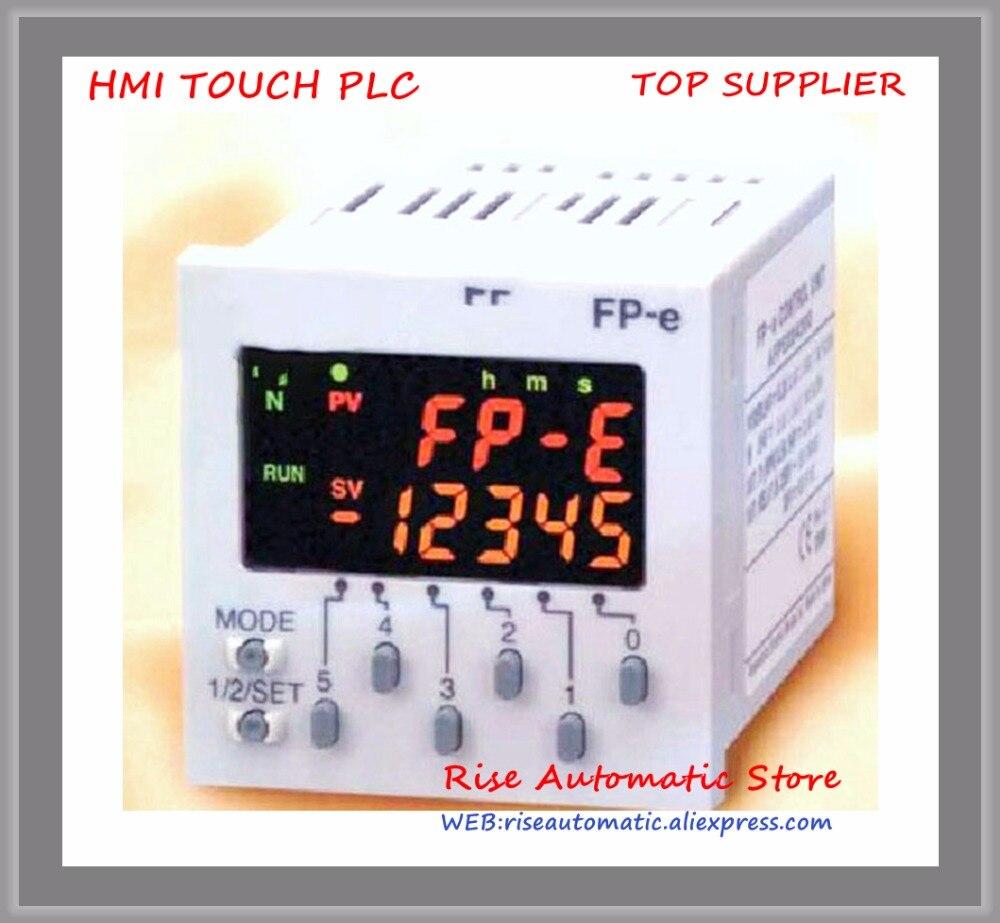 AFPE214322 PLC New Original 24VDC 6 DC input points 5 NPN output points FP-e Control UnitAFPE214322 PLC New Original 24VDC 6 DC input points 5 NPN output points FP-e Control Unit