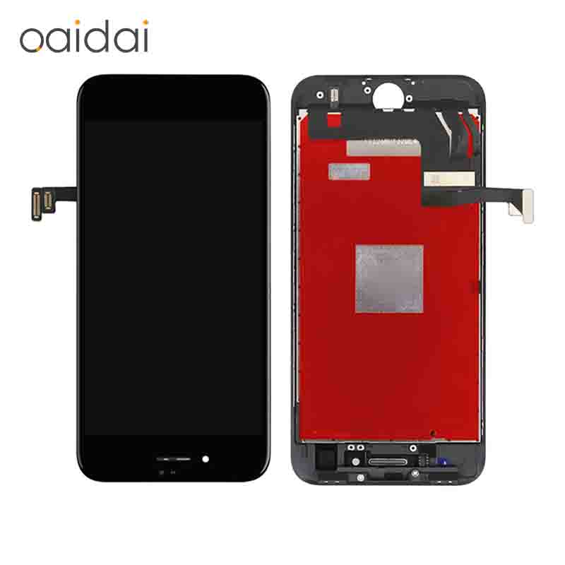 For Iphone 8 8Plus LCD Display Touch Screen Panel With 3D Touch Phone Lcds Digitizer Assembly Replacement Parts with Free Tools