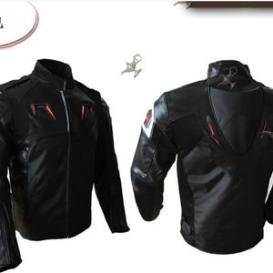 Motorcycle Jacket PU Leather R