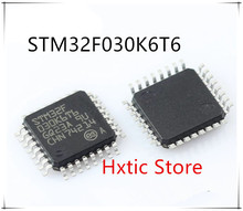 20pcs/lot STM32F030K6T6 32F030K6T6 LQFP-32 32-bit MCU