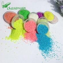 Wholesale 10 Bag Luminous Sand Fluorescent Multicolor Fluorescent Sandy Light Particles Sand Wedding Decoration Party Supplies