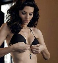 Women's sexy Bra Sets  front closure and underwear set