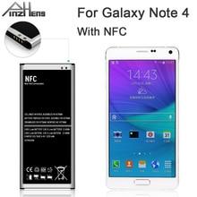 PINZHENG EB-BN910BBE Battery For Samsung Galaxy Note 4 Battery N910F N910C N910U N910V N910T N910H N910A N910X N910P Batteries