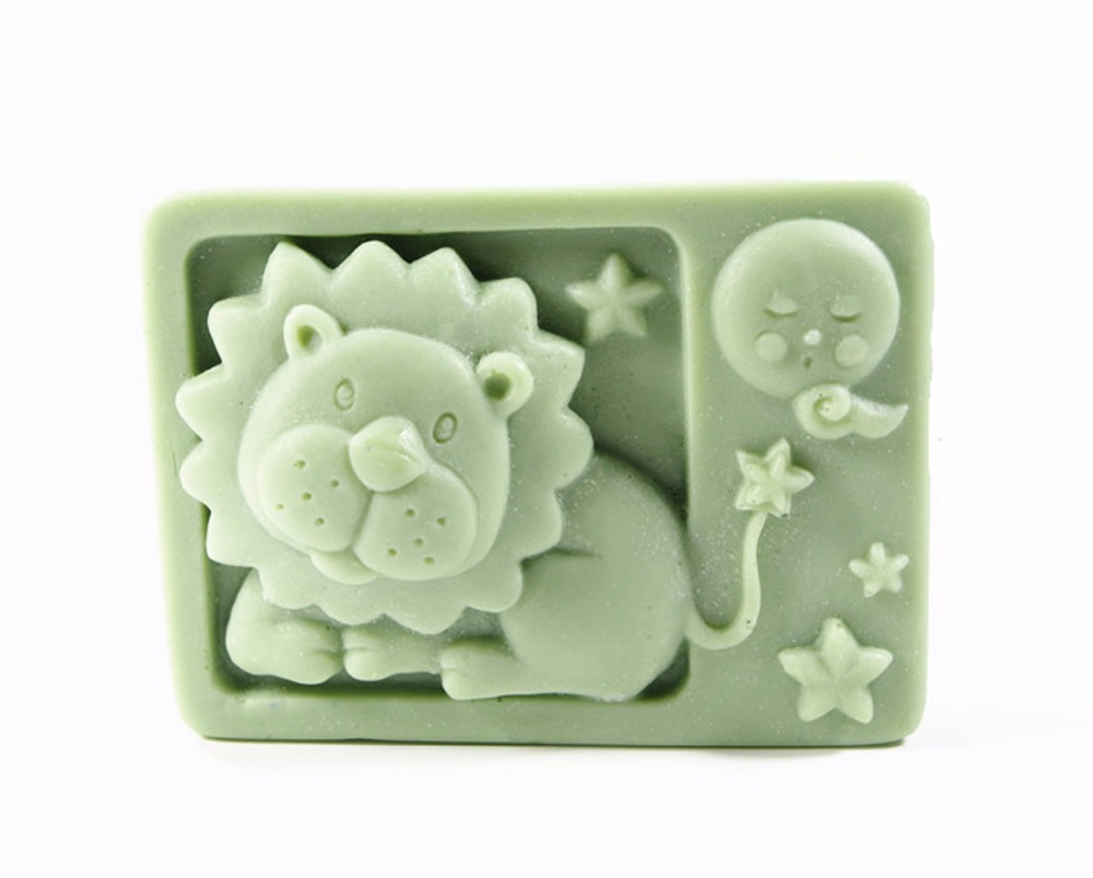 Leo Constellations Mould Craft Art Silicone 3D Soap Mold Craft Molds DIY Handmade Candle Molds S389