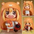 """4 """"Nendoroid Anime Himouto! Umaru-chan Doma Umaru Encaixotado 10 cm PVC Acton Figura Coleção Modelo Boneca brinquedo de Presente"""