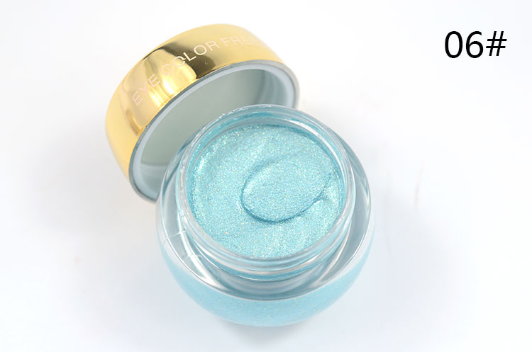 Love Alpha Eyes Makeup Nude Eyeshadow 16 Color Single EyeShadow Shining Bright Brand Makeup Liquid Eye Shadow Gel Glitter Makeup (13)