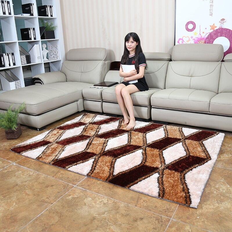 Polyester tapis table basse chambre salon tapis jardin enfants tapis ordinateur chaise pivotant coussin décoration de la maison AAA + +