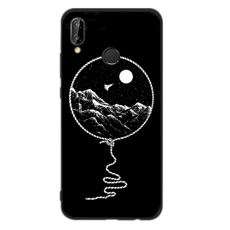 Case For Huawei P20 Lite Soft Silicon TPU Cover For Huawei P Smart Mate 10 Lite P9 P10 P8 Lite P9 Lite Mini Thin Shell Capa