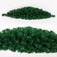 90cm 150cm Christmas horned rattan Christmas garland artificial tree ornaments Christmas decorations for home free shipping