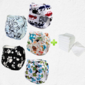 ka-waii-baby good night heavy wetter os diaper 5 inserts free shipping (5sets)