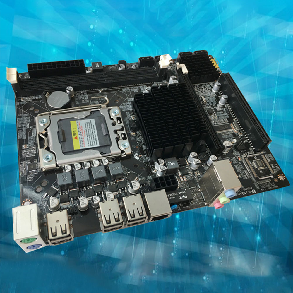 For Desktop Quick Transmist Multi Platform Easy Install Computer Accessories Practical Stable Motherboard Powerful Integrated