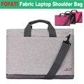 Laptop bag case 17.3 17 15.6 14 13 inch Sleeve shoulder Messenger handbag computer bags unisex men women Durable Notebook Bag