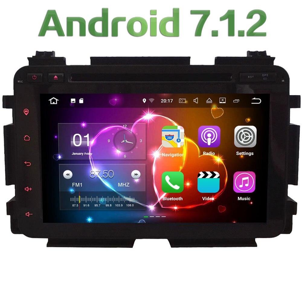 8 Android 7 1 Quad Core 2GB RAM 4G WiFi font b Multimedia b font Car