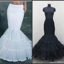 Винтажное бальное платье большого размера, юбка-американка русалки для свадебного платья, белая Нижняя юбка с кринолином кринолиновый подъюбник, Нижняя юбка для девочек, кринолин