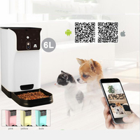 SACAM IP Camera Wi fi 1080P Mini Surveillance Camera Baby Monitor Pet Monitor Security Camera Pet Feeder Food Dispenser