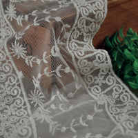 X1401 14 cm high quality circle net cost/material/garment accessories DIY manual lace embroidery