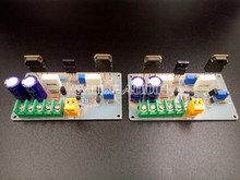 2pcs HI-FI Mini Pure Class A Field effect transistor Mono Power Amplifier Board A1013/ C2383 Audio Amp