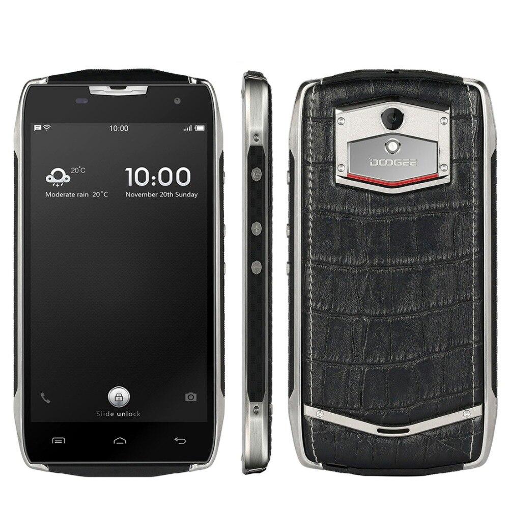 Galleria fotografica Doogee T5 Lite Smartphone 4500 mah Étanche Antichoc Antipoussière 5.0 pouce Écran Android 6.0 Quad Core MTK6735 2G RAM + 16G ROM